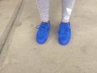 Bold Blue Superstar Supercolor Adidas
